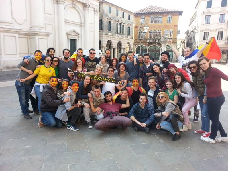 Italienii-s oameni faini! Două întâmplări fericite trăite de curând.