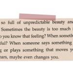 Über die Schönheit