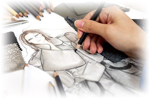 Фэшн рисунок, фэшн дизайн