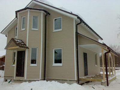 Канадская технология строительства домов плюсы и минусы