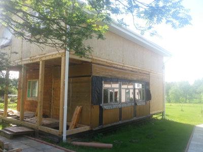 Реконструкция домов любой сложности