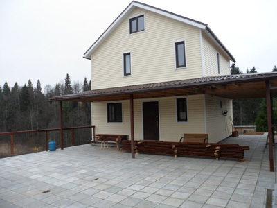 Сколько стоит постройка дачи из сип-панелей