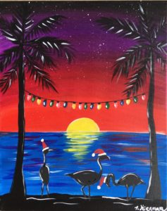 Step by Step Paintings for Beginners - Tracie's Acrylic ...