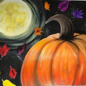 Fall Harvest Pumpkin