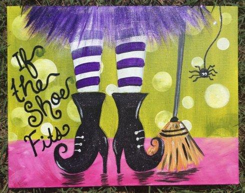 Witch Feet