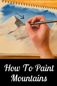 Link to mountain painting techniques