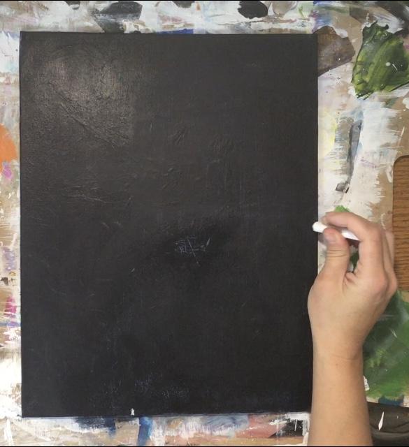 Snwoman Painting Free Online Step By Step Tutorial For Beginners