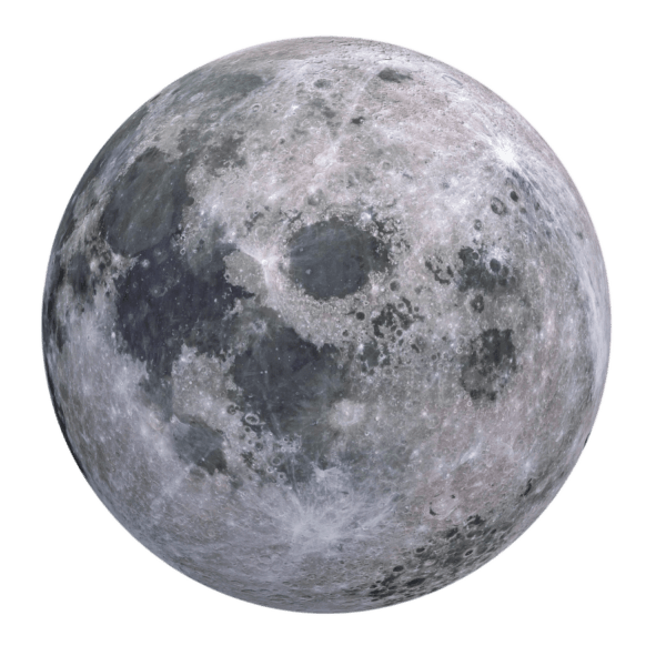 Moon Painting Step By Step Acrylic Painting Tutorial With Pictures