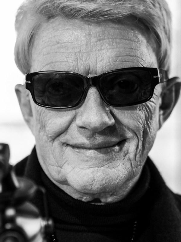 Heino im Studio bei Stephan Hensel, Portraitfotograf: Stephan Hensel