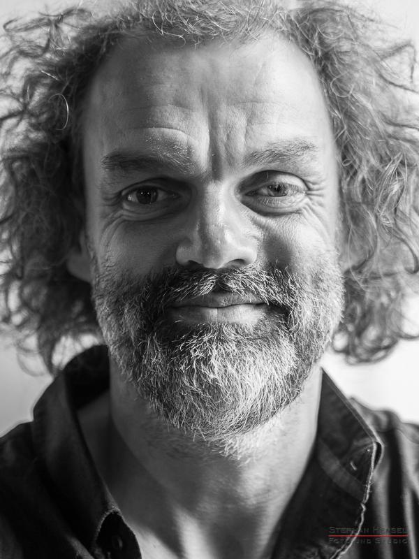Timmsen von Santiano im Studio bei Stephan Hensel, Portraitfotograf: Stephan Hensel