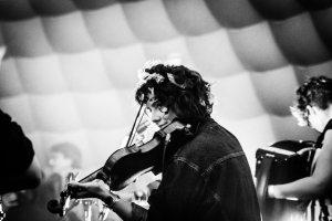 Festival Violinist