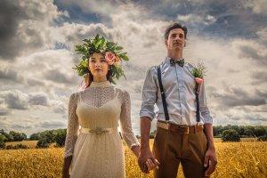 Bernadette & Patrick Field