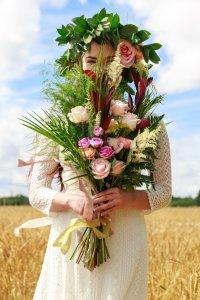 Bernadette Flowers Smile