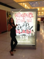 Aerosmith in Jersey