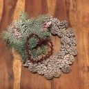 My first home made wreath