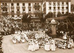 Fêtes des narcisses 1901 Collection Zurcher