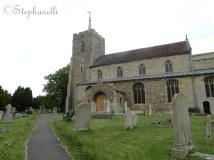 Somersham Church