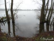 View over Roman lake