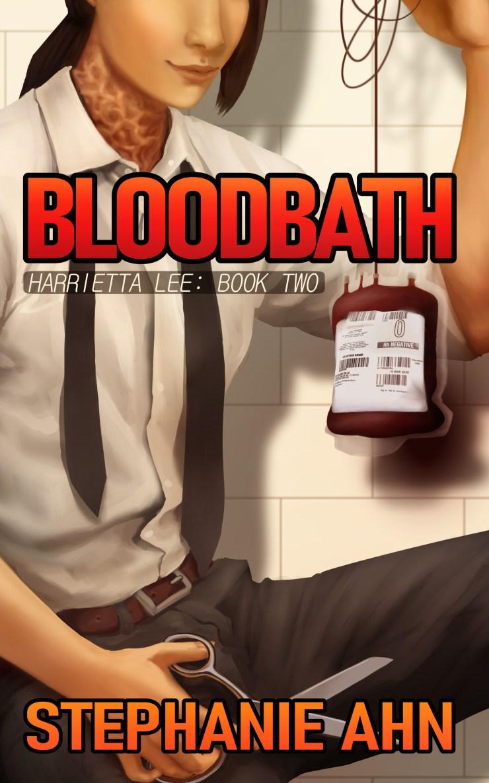 BloodBath Paperback Cover