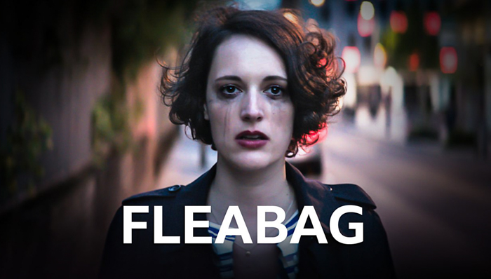 Fleabag, a BBC show written by Phoebe Waller-Bridge