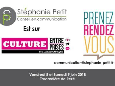 Communication PME Nantes et salon Culture Entreprise