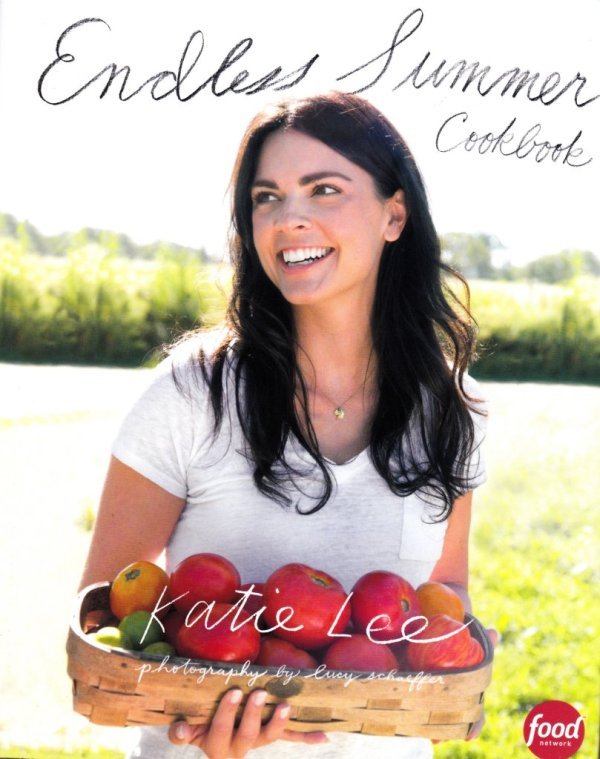 http://www.amazon.com/Endless-Summer-Cookbook-Katie-Lee/dp/1617691445