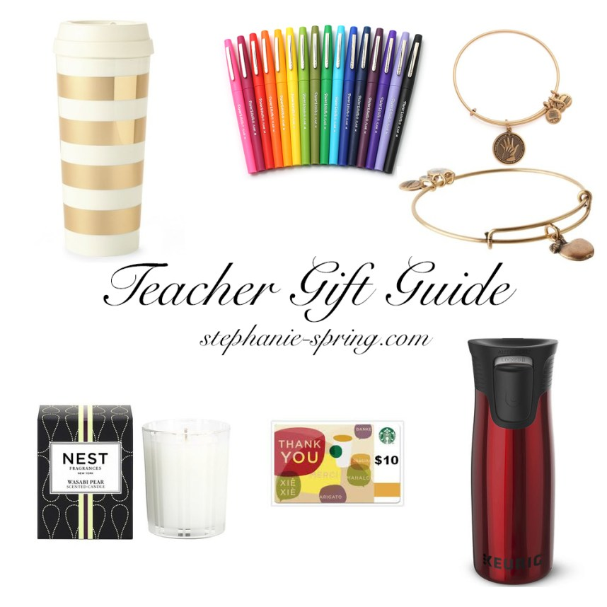 Teacher Gift Guide stephanie-spring.com
