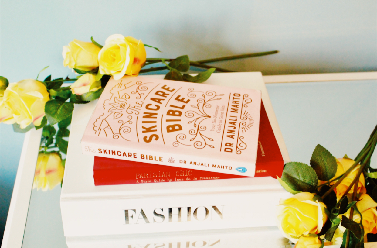 May Reads – The Skincare Bible by Dr Anjali Mahto