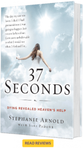 Read Reviews of 37 Seconds by Stephanie Arnold with Sari Padoor