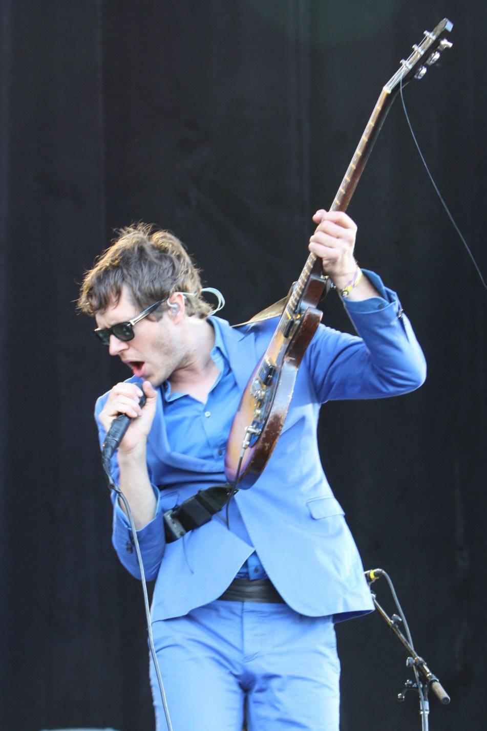 OK Go @ Outside Lands 2011