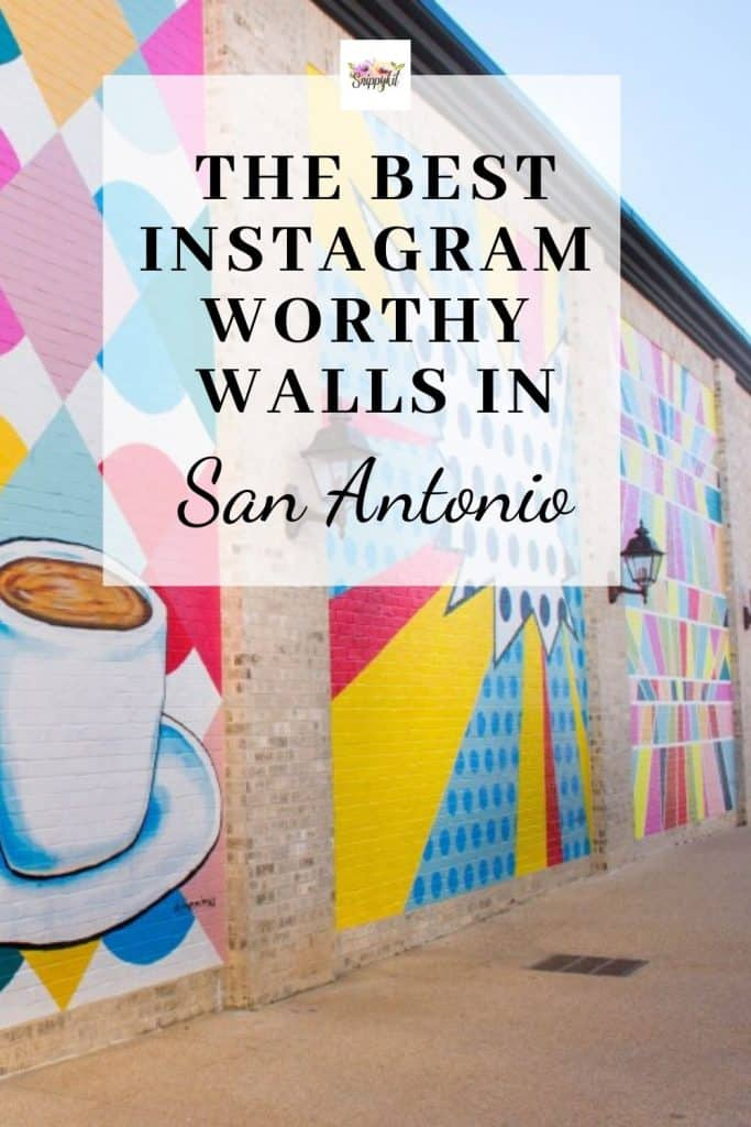 Find the best Instagram Walls in San Antonio Texas! This is your complete mural guide and location map of the most photogenic wall art in the Alamo City.
