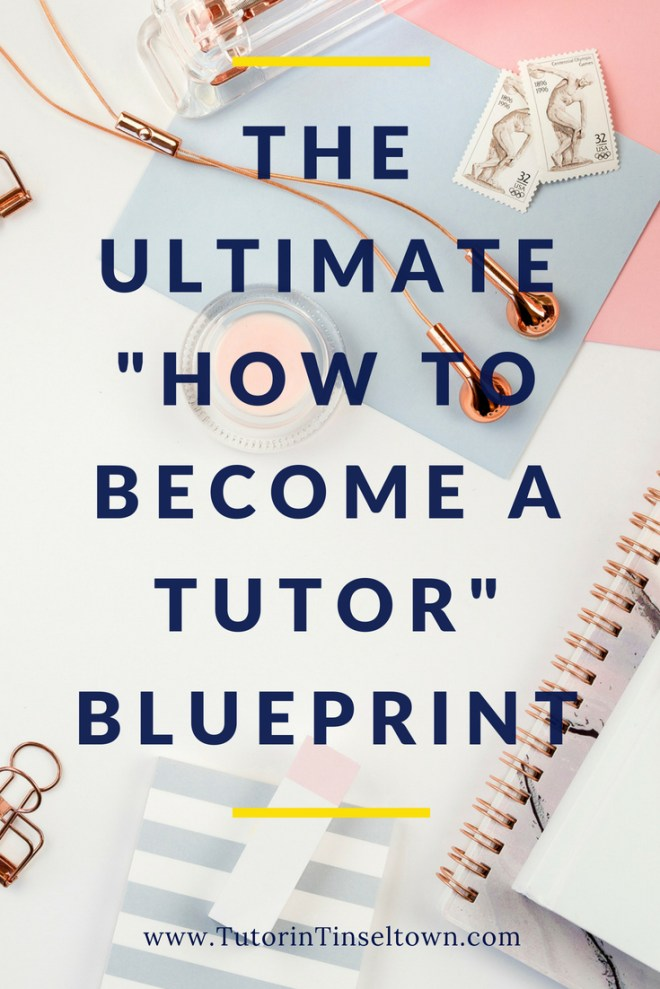 This article details how to become a tutor. With nearly 15 years of experience, StephanieCristi discusses everything from finding students to choosing your rate and lesson venue. This post covers everything you need to succeed as a tutor. #tutoring #sidehustle #tutor #howtobecomeatutor
