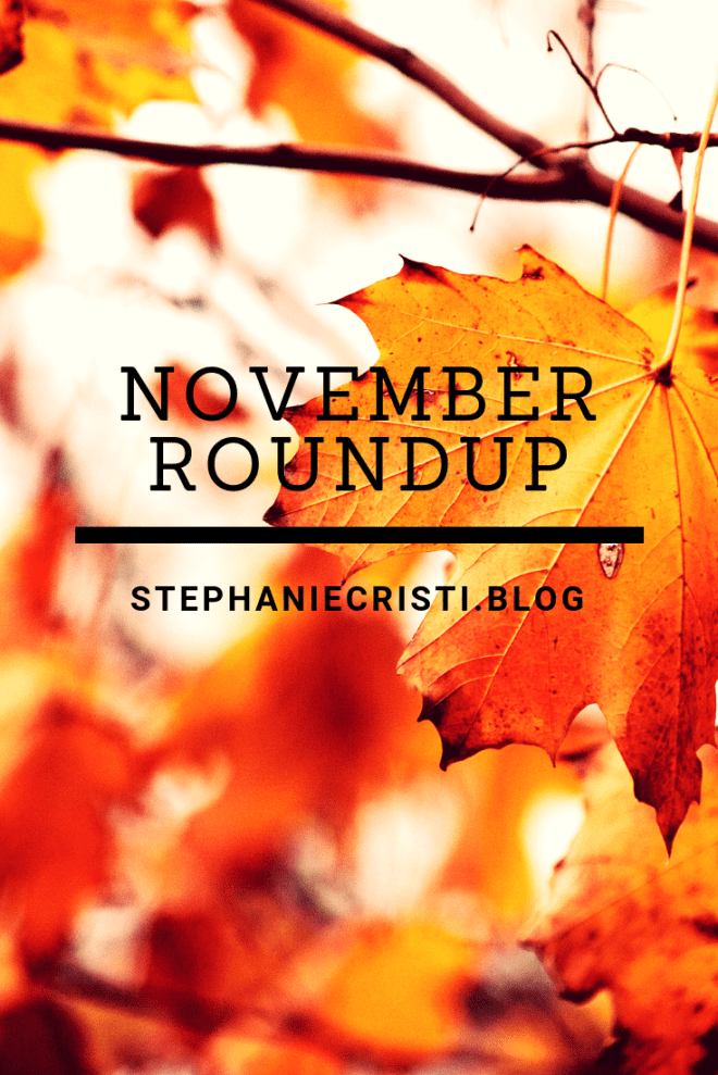 StephanieCristi shares a November roundup of her content, as well as some behind-the-scenes goodies. Her content included blog posts on: health, blogging, and pets.For travel and blogging, she wrote blog posts on gift ideas for a traveler and things to do in Mallorca, as well as gift ideas for bloggers, the Ultimate Bundles affiliate program.She also wrote about dealing with family, natural moisturizers for dry skin and dog pajamas.#november #roundup