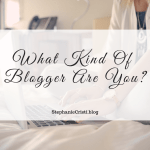 Are you considering starting a blog? Are you more of a business and finance blogger? An adventure and travel blogger? Lifestyle? Take this fun quiz to answer the ultimate blogging question: what kind of blogger are you? Click here to take the quiz and find out what kind of blogger you are!