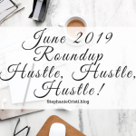 StephanieCristi has so much news to share with you in this June 2019 Roundup! Everything from #socialmedia, #ebooks, #courses, #blogs, and #contentmanagement so click through now to check it all out AND grab some #freebies along the way!