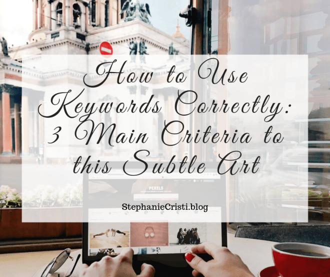 One of the most important components of search engine optimization, or SEO, is knowing how to use keywords correctly for your website or blog. Using these words on your website works a bit like the light on the lighthouse. With them, your website will stand out in the sea of websites in your niche on the Internet. Here's what you need to do to find the right keywords for your site.