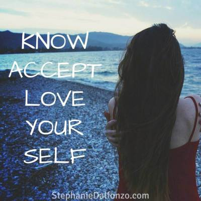 overcoming anxiety with self love