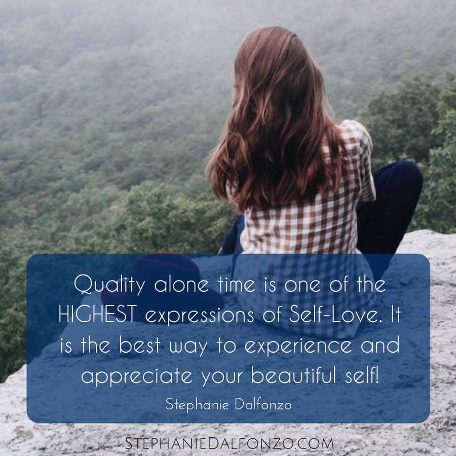 quality alone time