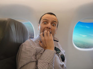 anxiety fear of flying