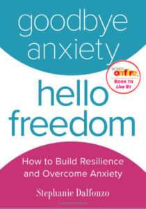 Amazon books on anxiety