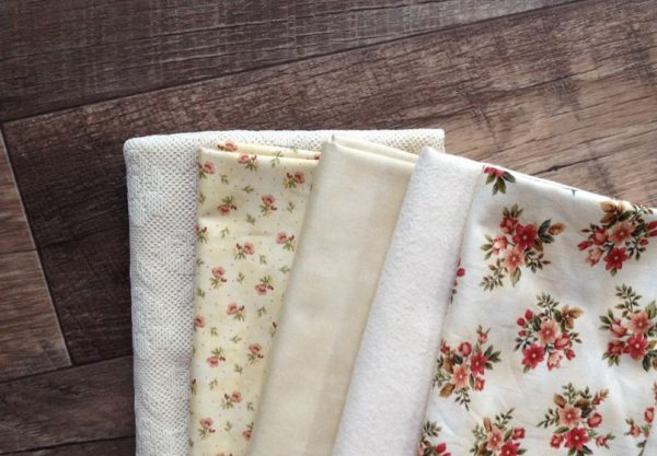 DIY-Tutorial-Vintage-Rag-Quilt-Craft-Photo-Prop-Supplies-Fabric