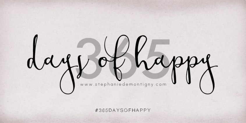 Day 2, 365 Project, 365 Days of Happy, Welcome to 2017