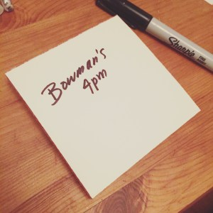 bwoman's ottawa keto latte coffee post it meeting sharpie