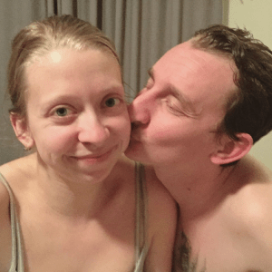 365 days of happy project - day 187 - stephanie de montigny - kissing day love smiles relationship goals