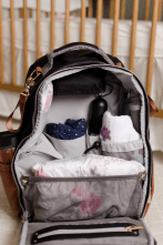 itzy-ritzy-boss-backpack-coffee-cream-what-in-diaper-bag-contents-reveal-3711