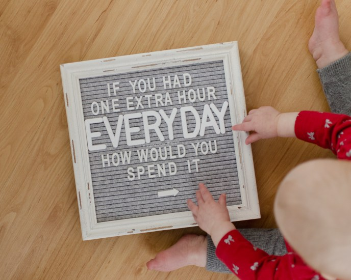 If You Had One Extra Hour Every Day How Would You Spend It?