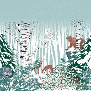 StephanieDesbenoit-poster-wildworld-whiteforest-4