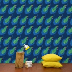 StephanieDesbenoit-wallpaper-birds-peacock-blue-1