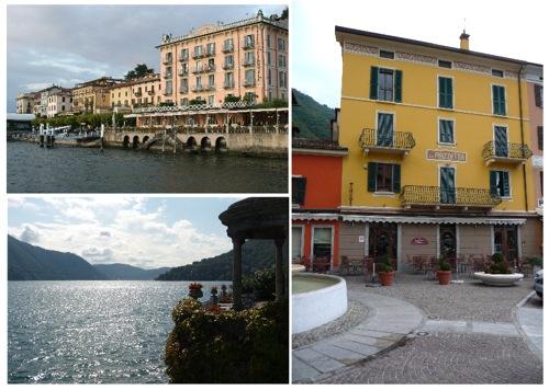Our spot in Lago di Como