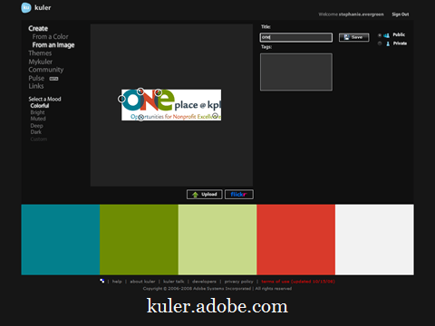 Kuler/Color